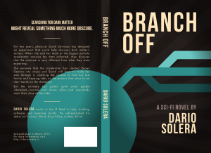 Branch Off Cover